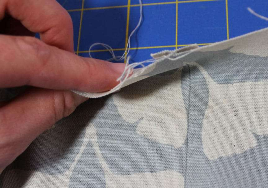 Great seams make great projects!