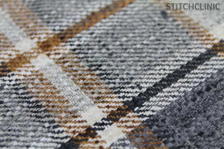 Home decorator woven fabric
